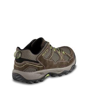 'Irish Setter' Men's Afton Oxford Steel Toe - Brown / Gray