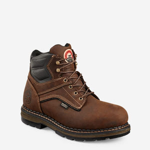 "'Irish Setter' Men's 6"" Ramsey EH WP Safety Toe - Brown"