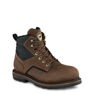 "'Irish Setter' Men's 6"" Ramsey 2.0 EH WP Soft Toe - Brown"