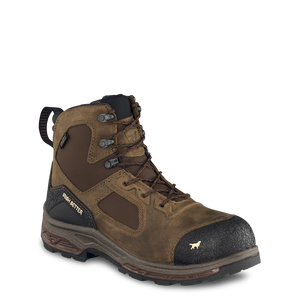 "'Irish Setter' Men's 6"" Kasota EH WP Comp Toe - Brown / Black"