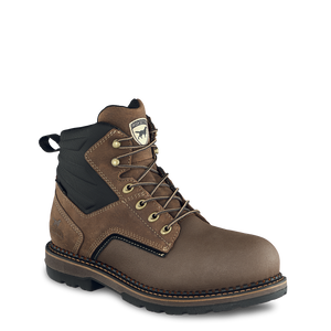 "'Irish Setter' Men's 6"" Ramsey EH WP Comp Toe - Brown / Black"