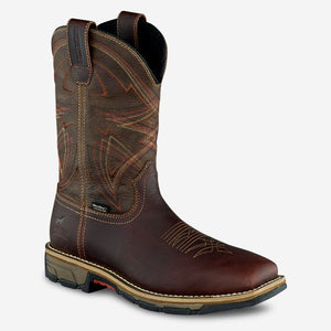 "'Irish Setter' Men's 11"" Marshall EH Soft Toe -  Brown"