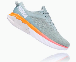 'HOKA' Women's Arahi 4 - Blue Hazel / Lunar Rock (Wide)