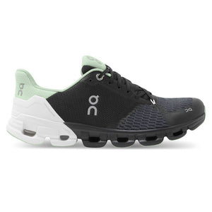 'On Running' Women's Cloudflyer - Black / White