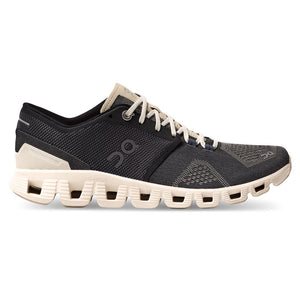 'On Running' Women's Cloud X - Black / Pearl