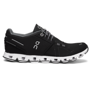 'On Running' Men's Cloud - Black / White