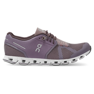 'On Running' Women's Cloud - Shark / Pebble