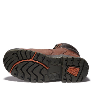 "'Timberland Pro' Women's 6"" Titan Soft Toe - Coffee Brown"
