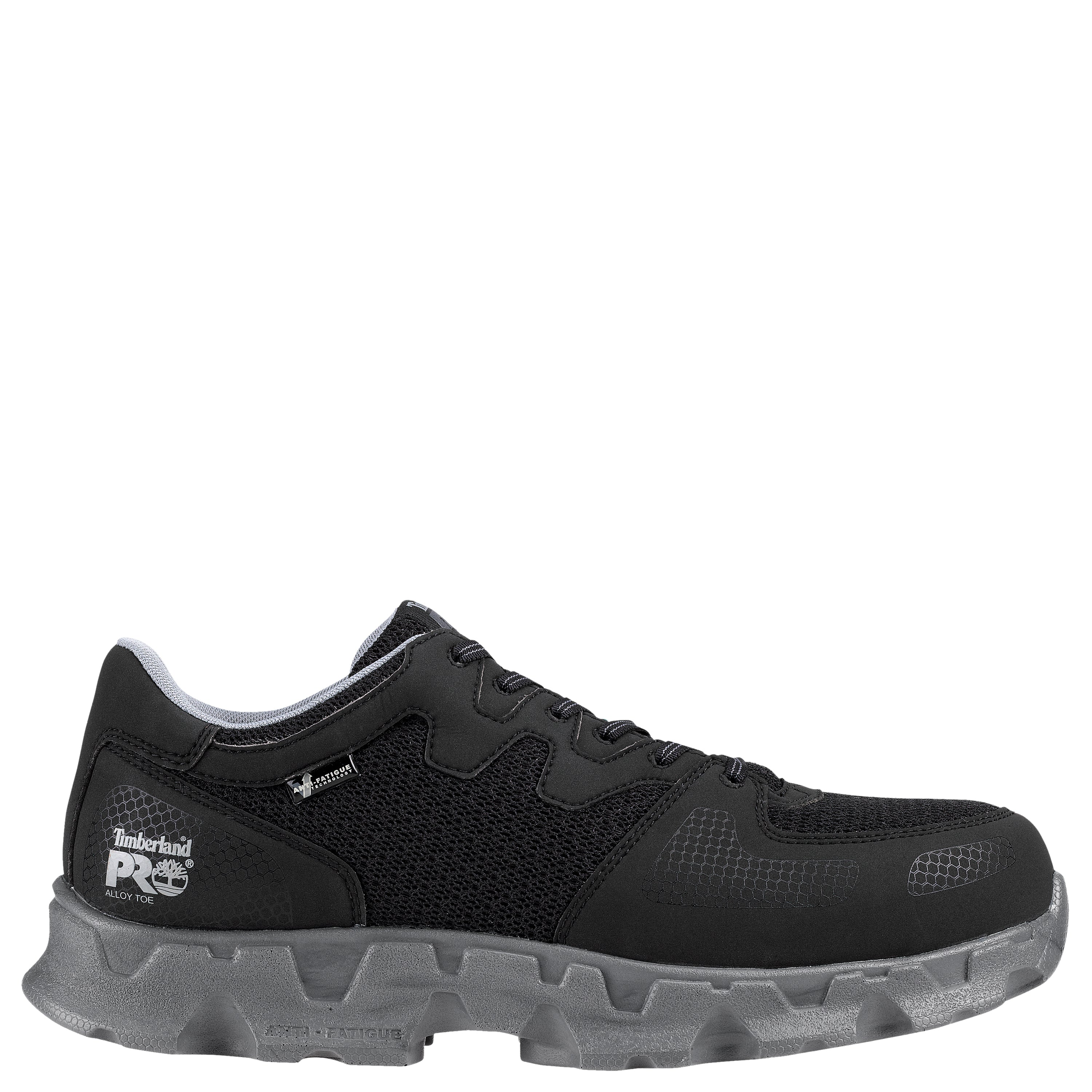 Powertrain ESD Alloy Toe - Black / Grey