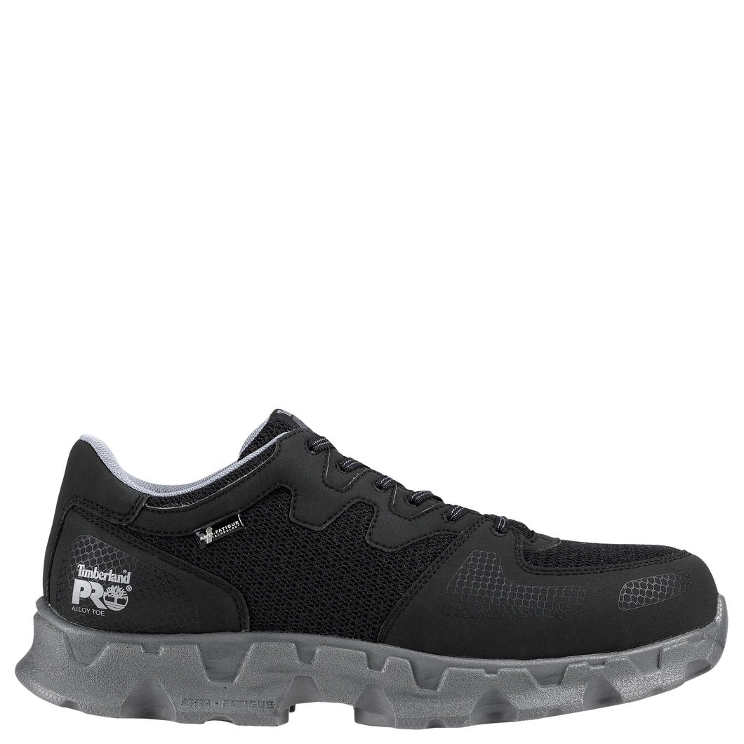 Powertrain ESD Alloy Toe Shoe - Black / Grey