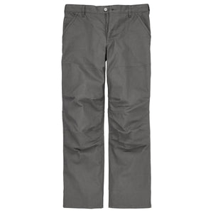 Gridflex Canvas Work Pant - Pewter Grey
