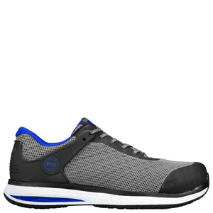 'Timberland Pro' Men's Drivetrain ESD Comp Toe - Grey / Black
