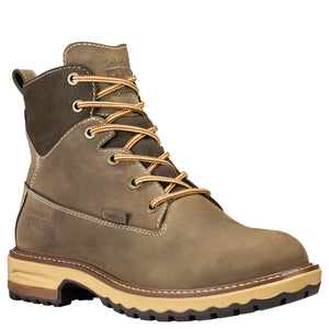 "Hightower 6"" Soft Toe - Brown / Tan"