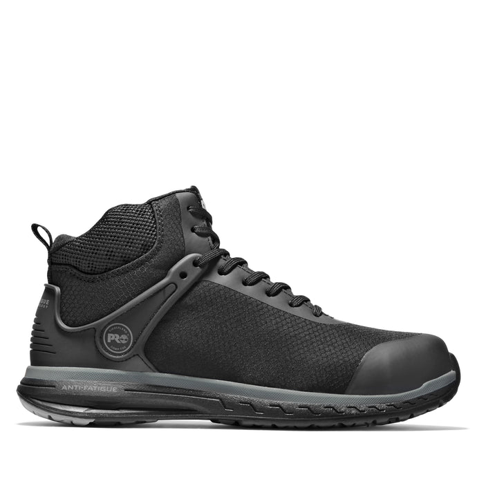 A1S5M - Timberland Drivetrain SD35 Composite Toe Mid Boot - Black