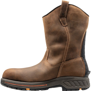 'Timberland Pro' Men's Helix HD Wellington EH WP Comp Toe - Brown