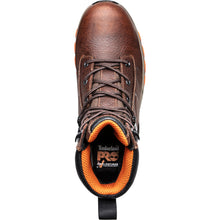"'Timberland Pro' Men's 8"" Hypercharge EH WP Soft Toe - Brown / Black"
