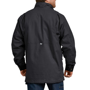 'Dickies' Flex Sanded Duck Mobility Coat - Black
