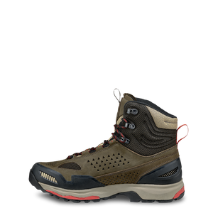 'Vasque' Men's Breeze AT GTX WP Hiker - Brown Olive / Bossa Nova