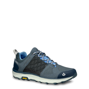 'Vasque' Women's Breeze Lite Low GTX WP Shoe - Dark Slate / Vista Blue