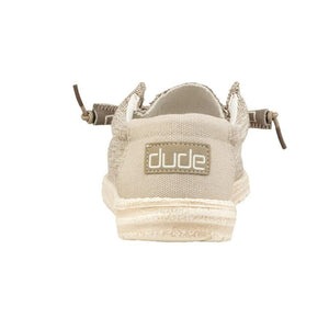 'Hey Dude' Men's Wally Woven - Beige