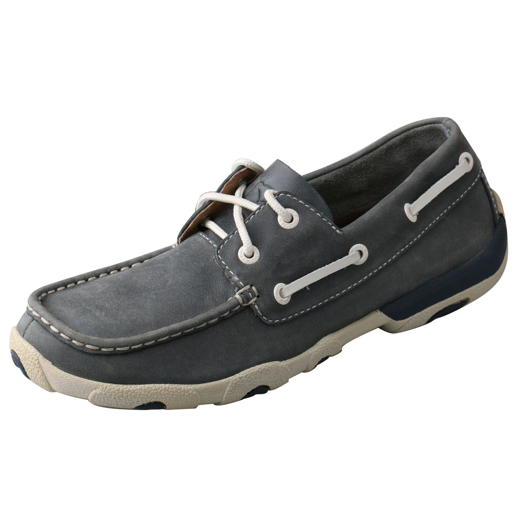 Twisted X Boots BLUE DRIVING MOC - WDM0004