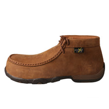 'Twisted X' Women's Driving Moc Metguard Comp Toe - Bomber