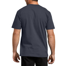 Short Sleeve Heavyweight T-Shirt - Diesel Gray