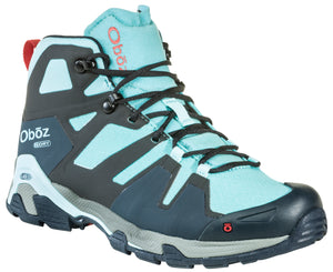 'Oboz' Women's Arete Mid BDry WP Hiker - Sky