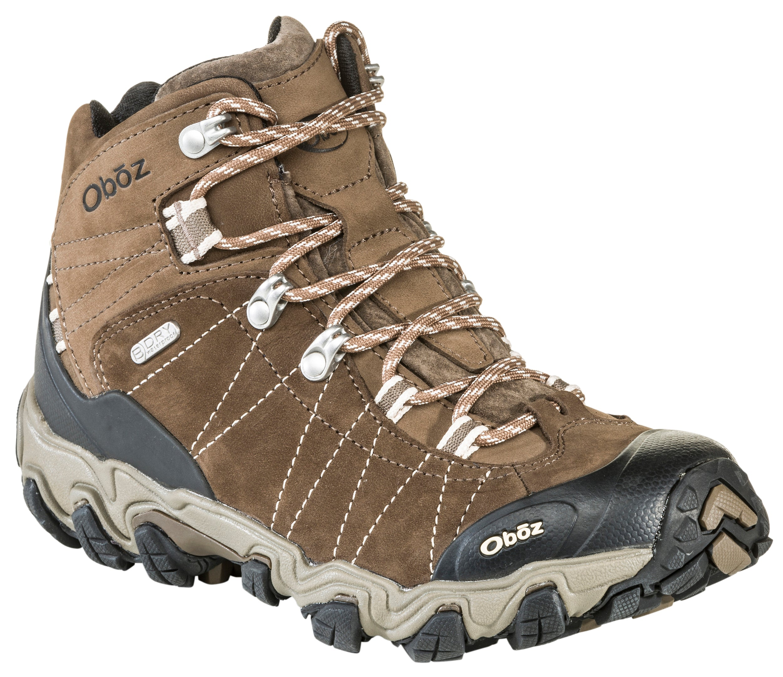 'OBOZ' 22102 - Women's Bridger MID WP Hiker - Walnut