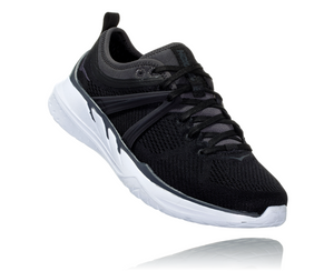 'HOKA' Women's Tivra - Black / Dark Shadow