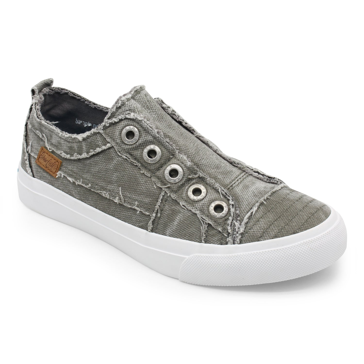 'Blowfish Malibu' Women's Play Slip On - Sweet Grey