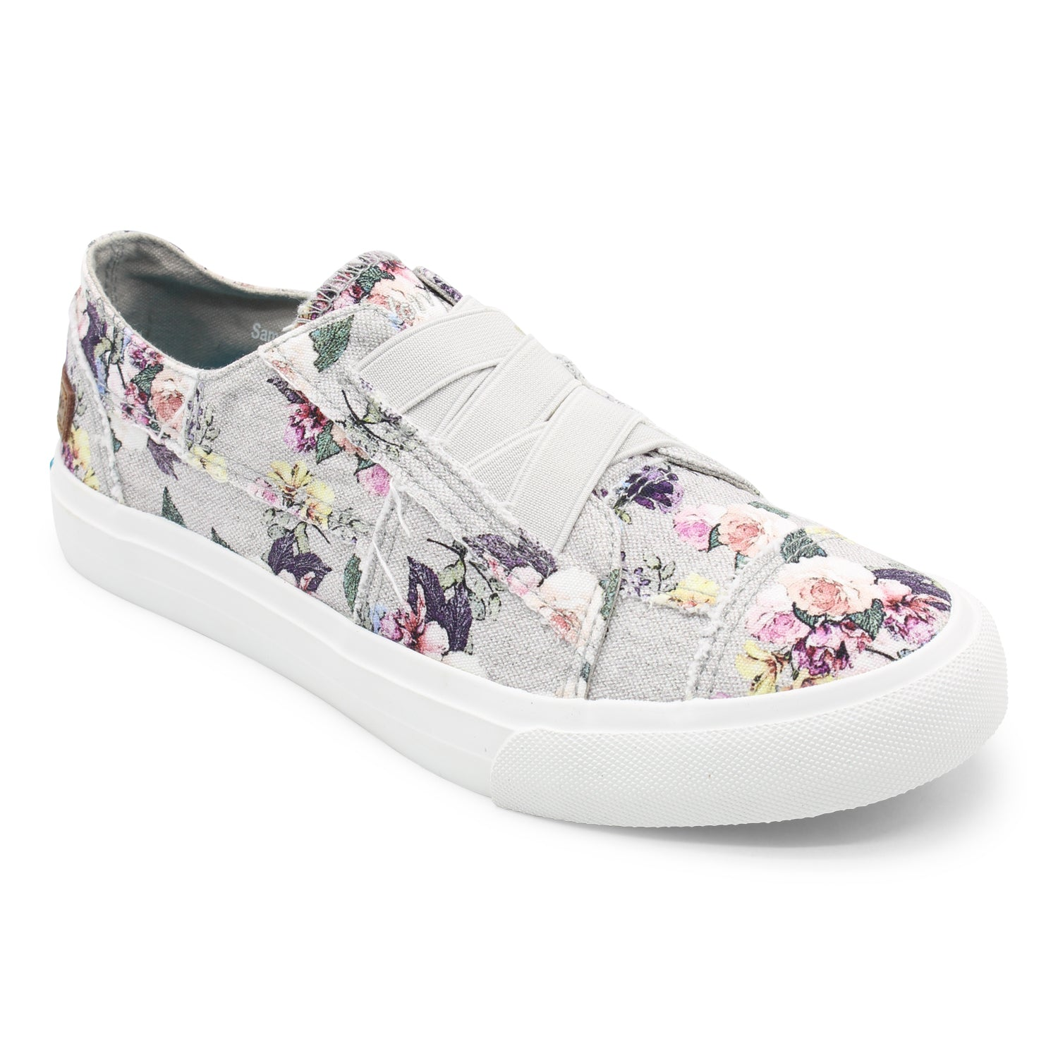 'Blowfish Malibu' Marley - ZS-0071 513 - Slip-on Shoe - Grey Bella Print