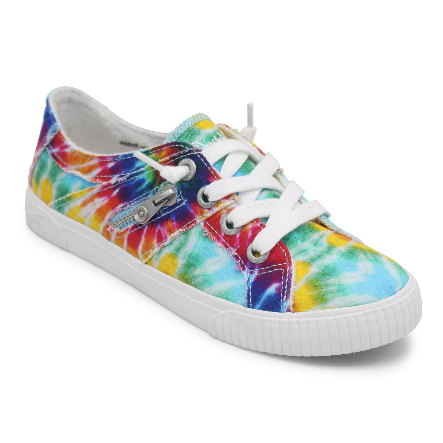 'Blowfish Malibu' Women's Fruit Slip On - Rainbow Tiedye