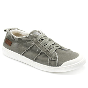 'Blowfish Malibu' Women's Vex Slip On - Steel Grey