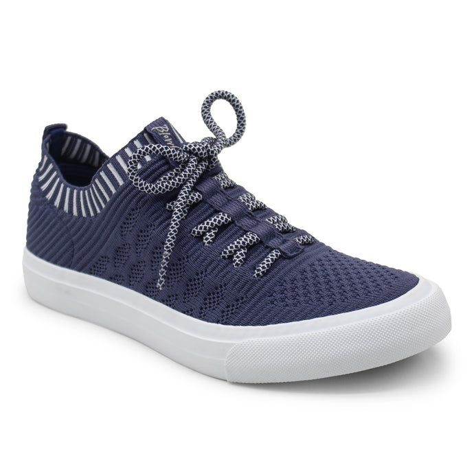 'Blowfish Malibu' Women's Mazaki Lace Up - Denim Blue