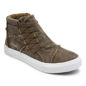 'Blowfish Malibu' ZS-0482 944 - Women's Koala High Top - Whiskey