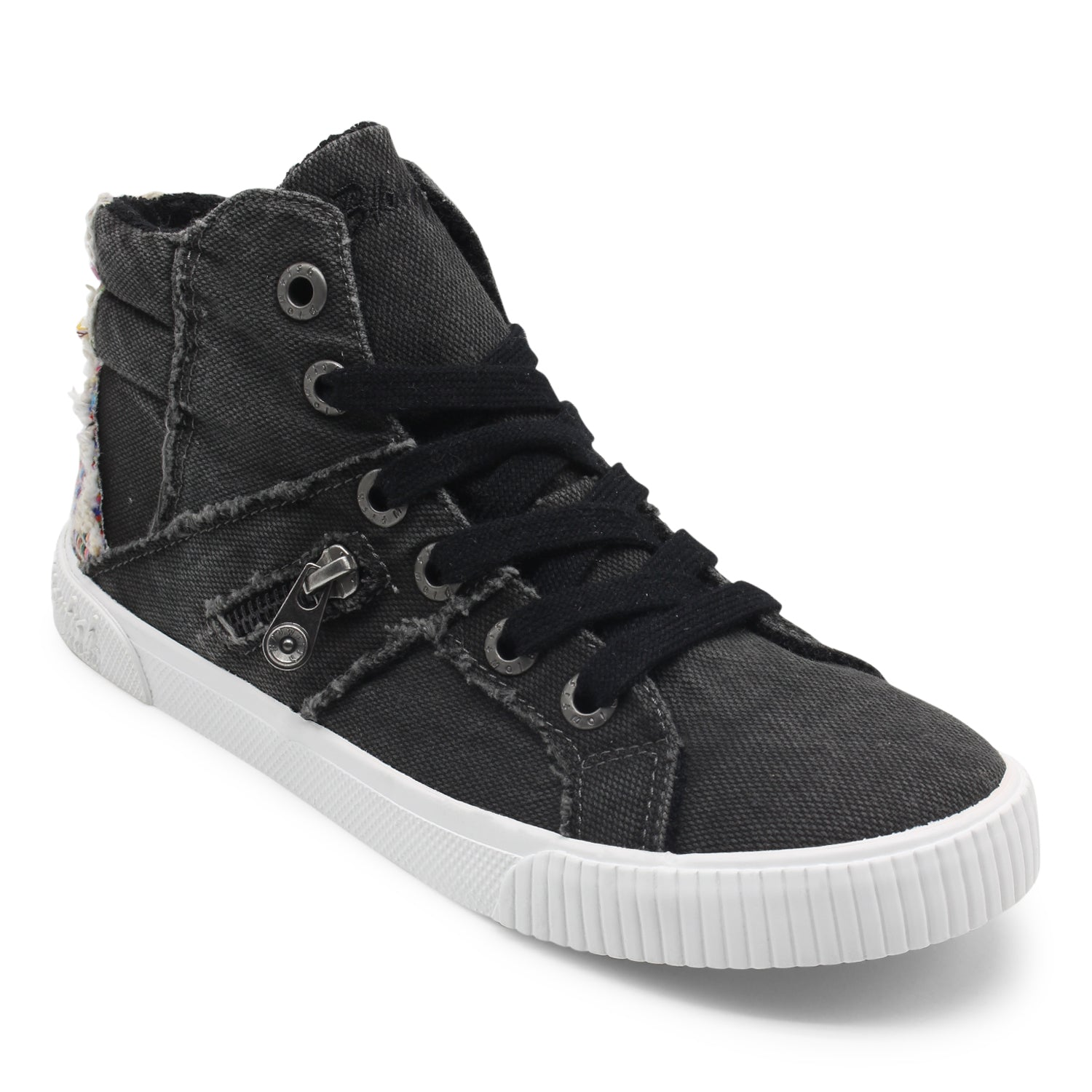 'Blowfish Malibu' Women's Fruitcake High Top - Black