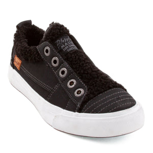 'Blowfish Malibu' ZS-0578SH 788 - Women's Low-Rise Sneaker - Black