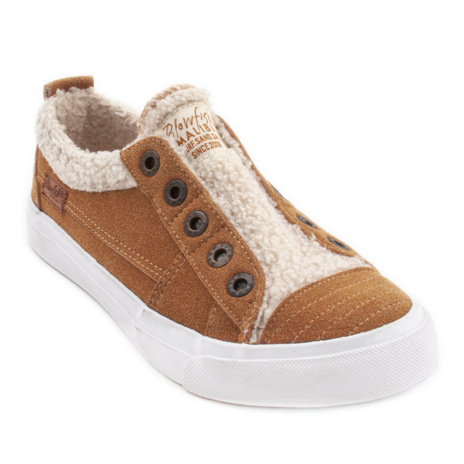 'Blowfish Malibu' ZS-0578SH 261 - Women's Low-Rise Sneaker - Carmel