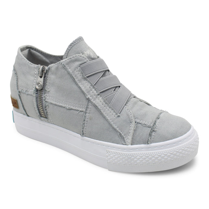 'Blowfish Malibu' Women's Mamba Wedge - Grey