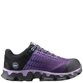 'Timberland Pro' Women's Powertrain Sport ESD Alloy Toe - Purple / Black
