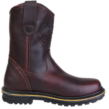 "ATK 10"" Steel Toe Boot - Brown"