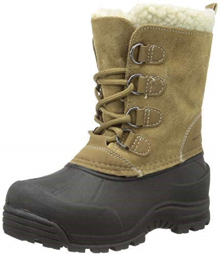 'Northside' Youth Back Country 200GR Boot - Black / Tan