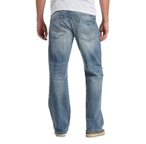 Gordie Straight Leg - Light Wash Denim