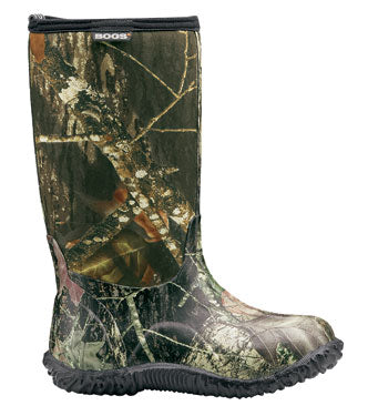 Classic High Mossy Oak Insulated Boot - Mossy Oak Camo
