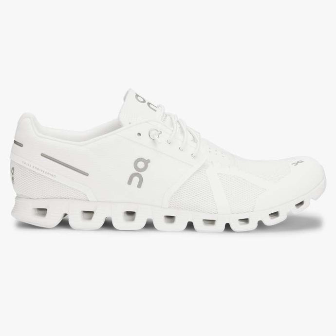 'On Running' Women's Cloud - All White