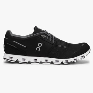 'On Running' Women's Cloud - Black / White