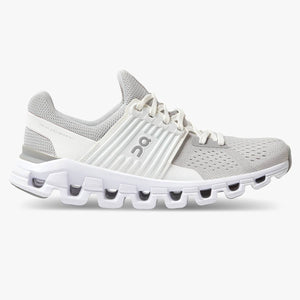 'On Running' Women's Cloudswift - Glacier / White