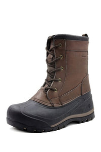 'Northside' Men's Cornice 200GR Boot - Brown / Black