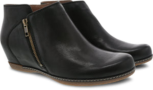 'Dansko' 6904-361200 - Women's Leyla Burnished Nubuck - Black